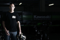 2010 Superbike World Championship, Test, Portimao, Portugal, 24 January 2010, Chris Vermeulen (AUS), 77, Kawasaki