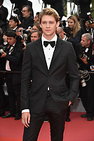 Joe Alwyn<br /> CANNES, FRANCE - MAY 15: Arrivals at the screening of 'Solo: A Star Wars Story' during the 71st annual Cannes Film Festival at Palais des Festivals on May 15, 2018 in Cannes, France. <br /> CAP/PL<br /> &copy;Phil Loftus/Capital Pictures