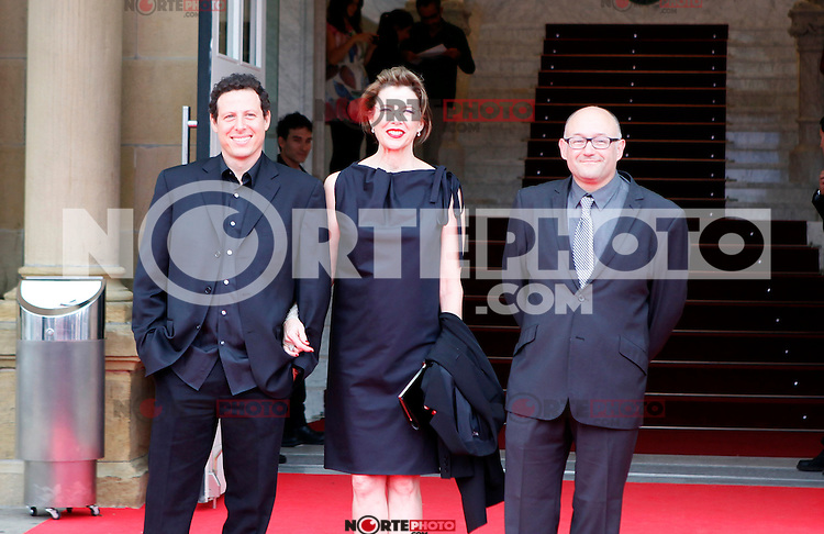 Actress Annette Bening arrives to Maria Cristina Hotel to attend the 61 San Sebastian Film Festival, in San Sebastian, Spain. September 20, 2013. (ALTERPHOTOS/Victor Blanco) /NortePhoto