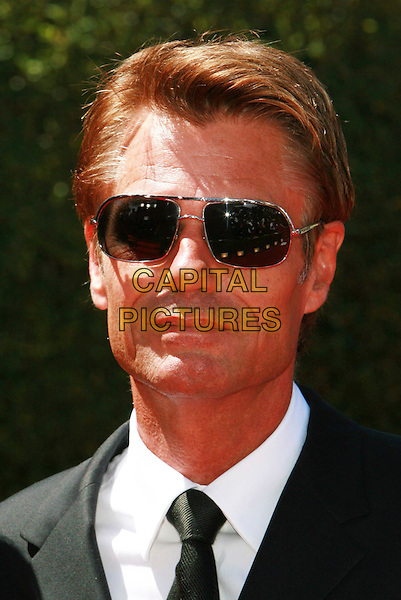 HARRY HAMLIN.58th Annual Primetime Emmy Awards held at the Shrine Auditorium, Los Angeles, California, USA..August 27th, 2006.Ref: ADM/CH.headshot portrait sunglasses shades.www.capitalpictures.com.sales@capitalpictures.com.©Charles Harris/AdMedia/Capital Pictures.