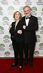 Charlotte Moore and Ciaran O'Reilly attends the Irish Repertory Theatre 30th Anniversary Celebration on June 17, 2019 at Alice Tully Hall in New York City.