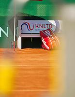 Netherlands, Rotterdam August 07, 2015, Tennis,  National Junior Championships, NJK, TV Victoria, KNLTB Bench<br /> Photo: Tennisimages/Henk Koster