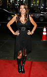"""HOLLYWOOD, CA. - December 03: Actress Lisa Vidal arrives at the Los Angeles premiere of """"Nothing Like The Holidays"""" at Grauman's Chinese Theater on December 3, 2008 in Hollywood, California."""