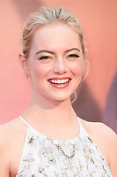 Emma Stone at the London Film Festival 2017 screening of &quot;Battle of the Sexes&quot; at the Odeon Leicester Square, London, UK. <br /> 07 October  2017<br /> Picture: Steve Vas/Featureflash/SilverHub 0208 004 5359 sales@silverhubmedia.com