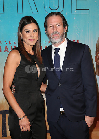 LOS ANGELES, CA - JANUARY 10: Guests, at the Los Angeles Premiere of HBO's True Detective Season 3 at the Directors Guild Of America in Los Angeles, California on January 10, 2019. Credit: Faye Sadou/MediaPunch