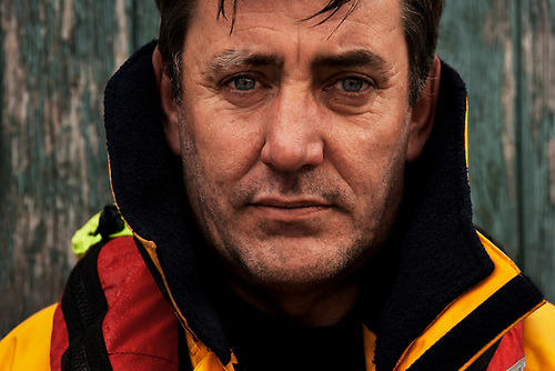 RNLI Courtmacsherry, Co Cork, coxswain Sean O'Farrell