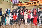 Kingdom Bar Halloween Party: Regulars attending the annual Halloween Party at the Kingdom Bar, Listowel on Saturday night last.K
