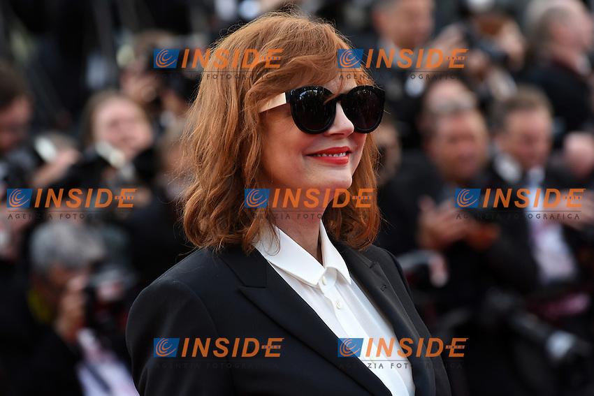 Suzanne sarandon<br /> Festival di Cannes 2016 <br /> Foto Panoramic / Insidefoto