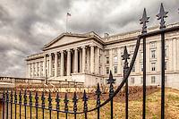 US Treasury Department Washington DC Architecture