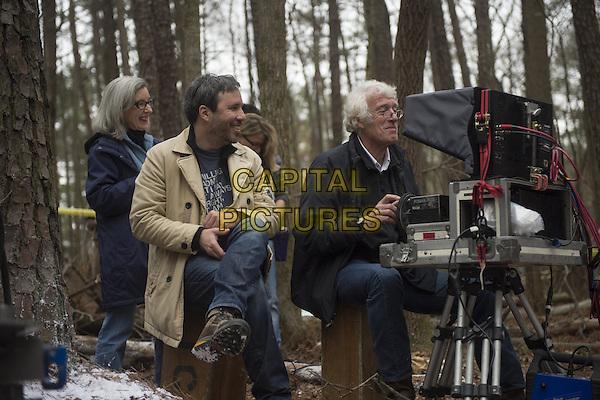 Denis Villeneuve (Director)<br /> on the set of Prisoners (2013) <br /> *Filmstill - Editorial Use Only*<br /> CAP/NFS<br /> Image supplied by Capital Pictures