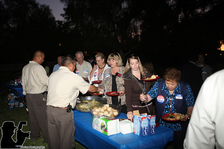 Joanne Evans announces her run for Perris city council