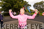 Marlin O'Shea who completed the 24 hour run in Tralee Town Park on Sunday last.