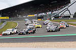 10.09.2017, N&uuml;rburgring, N&uuml;rburg, DTM 2017, 14.Lauf N&uuml;rburgring,08.09.-10.09.2017 , im Bild<br /> Rennstart:<br /> Paul Di Resta (GBR#3) Mercedes-AMG Motorsport SILBERPFEIL Energy, Mercedes-AMG C 63 DTM , Robert Wickens (CDN#6) Mercedes-AMG Motorsport Mercedes me, Mercedes-AMG C 63 DTM , Marco Wittmann (DEU#11) BMW Team RMG, Red Bull BMW M4 DTM , Timo Glock (DEU#16) BMW Team RMR, Deutsche Post BMW M4 DTM , Augusto Farfus (BRA#15) BMW Team RMG, Shell BMW M4 DTM , Gary Paffett (GBR#2) Mercedes-AMG Motorsport Mercedes me, Mercedes-AMG C 63 DTM, Lucas Auer (AUT#22) Mercedes-AMG Motorsport BWT, Mercedes-AMG C 63 DTM BWT, Edoardo Mortara (ITA#48) Mercedes-AMG Motorsport BWT, Mercedes-AMG C 63 DTM BWT, Mike Rockenfeller (DEU#99) Audi Sport Team Phoenix, Schaeffler Audi RS 5 DTM <br /> <br /> Foto &copy; nordphoto / Bratic