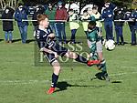 Duleek Sean O'Halloran scores. Photo:Colin Bell/pressphotos.ie