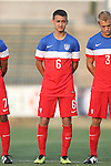 20 May 2014: USA Under-20's Jake Rozhansky. The Under-20 United States Men's National Team played a scrimmage against a team composed of players from the Carolina RailHawks and the Capital Area RailHawks Academy Under-18 squad WakeMed Stadium in Cary, North Carolina. The combined RailHawks team won the game 2-1.