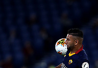 Football, Serie A: AS Roma - Hellas Verona Fc, Olympic stadium, Rome, July 15, 2020. <br /> Roma's Bruno Peres in action during the Italian Serie A football match between Roma and Hellas Verona at Rome's Olympic stadium, on July 15, 2020. <br /> UPDATE IMAGES PRESS/Isabella Bonotto