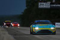 #97 Automatic Racing Aston Martin AMR Vantage, GS: Rob Ecklin Jr.