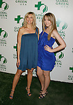 HOLLYWOOD, CA. - February 19: Marla Maples and daughter Tiffany Trump arrive at Global Green USA's 6th Annual Pre-Oscar Party held at Avalon Hollwood on Februray 19, 2009 in Hollywood, California.