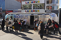 BioBus II and BraiNY in Harlem 2018-03-17