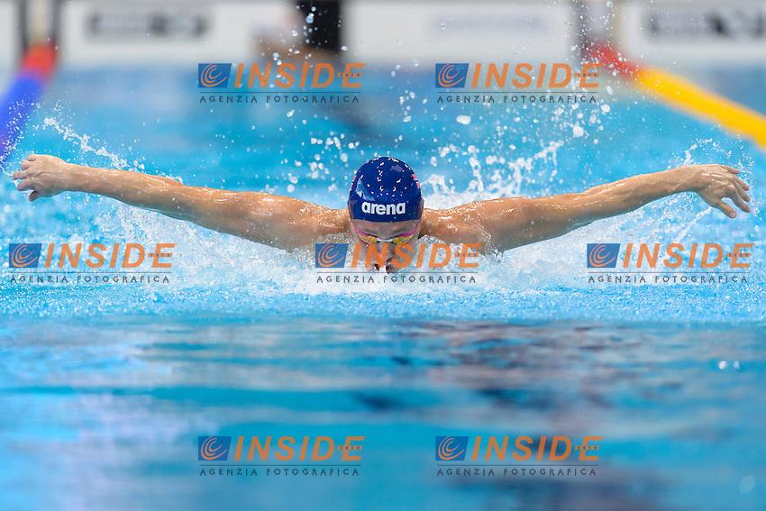 NORWAY <br /> LIE Markus BRAATHEN Ariel JAKOBSSON Sindri Thor <br /> BJOERNSEN Susann <br /> 4x100m Medley Mixed <br /> London, Queen Elizabeth II Olympic Park Pool <br /> LEN 2016 European Aquatics Elite Championships <br /> Swimming<br /> Day 09 17-05-2016<br /> Photo Andrea Staccioli/Deepbluemedia/Insidefoto