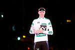 Christopher Froome (GBR) Team Sky also wins the Combined Jersey of La Vuelta at the end of the final Stage 21 of the 2017 La Vuelta, running 117.6km from Arroyomolinos to Madrid, Spain. 10th September 2017.<br /> Picture: Unipublic/&copy;photogomezsport | Cyclefile<br /> <br /> <br /> All photos usage must carry mandatory copyright credit (&copy; Cyclefile | Unipublic/&copy;photogomezsport)