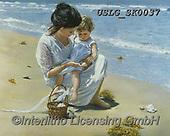 CHILDREN, KINDER, NIÑOS, paintings+++++,USLGSK0037,#K#, EVERYDAY ,Sandra Kock, victorian