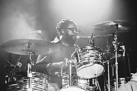 SAN FRANCISCO, CA - June 21: Questlove of The Roots performs at Clusterfest on June 21, 2019 in San Francisco, CA. photo: Ryan Myers/imageSPACE/MediaPunch