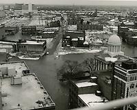 1962  March  07..Historical         ..1962 NORFOLK FLOODING..GARTHWAITE PHOTO ASSOCIATES.NEG# 251-1.961-A..