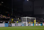 Amazon advertising on the boards around the ground as they make their debut in the screening live football in the Premier League during the Premier League match at Turf Moor, Burnley. Picture date: 3rd December 2019. Picture credit should read: Simon Bellis/Sportimage