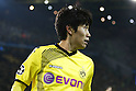 Shinji Kagawa (Dortmund), DECEMBER 6, 2011 - Football / Soccer : UEFA Champions League match between Borussia Dortmund and Olympique de Marseille at the Signal Iduna Park Stadium, Dortmund, Germany, December 6, 2011. (Photo by AFLO) [3604]