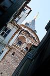 Galata Tower 11<br /> Galata Tower, Beyoglu, Istanbul, Turkey