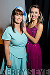 Sharon Walsh Niamh Hurley, pictured at Tralee Musical Society's 30th anniversary 'Salute to the Musicals' held at Siamsa Tire, Tralee on Tuesday night last.