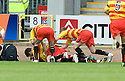 14/08/2010   Copyright  Pic : James Stewart.sct_jsp008_partick_th_v_dundee  .::  PADDY BOYLE IS CONGRATULATED  AFTER HE HEADS HOME THE WINNING GOAL ::.James Stewart Photography 19 Carronlea Drive, Falkirk. FK2 8DN      Vat Reg No. 607 6932 25.Telephone      : +44 (0)1324 570291 .Mobile              : +44 (0)7721 416997.E-mail  :  jim@jspa.co.uk.If you require further information then contact Jim Stewart on any of the numbers above.........