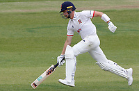 Sam Cook of Essex sprints for a quick single during Essex CCC vs Kent CCC, Bob Willis Trophy Cricket at The Cloudfm County Ground on 3rd August 2020