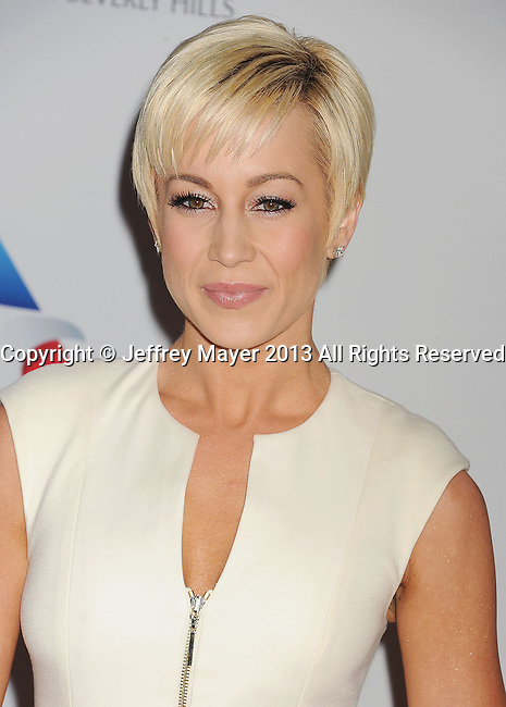 CENTURY CITY, CA- MAY 03: Singer Kellie Pickler arrives at the 20th Annual Race To Erase MS Gala 'Love To Erase MS' at the Hyatt Regency Century Plaza on May 3, 2013 in Century City, California.