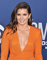 LAS VEGAS, CA - APRIL 07: Danica Patrick attends the 54th Academy Of Country Music Awards at MGM Grand Hotel &amp; Casino on April 07, 2019 in Las Vegas, Nevada.<br /> CAP/ROT/TM<br /> &copy;TM/ROT/Capital Pictures