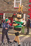 The Puck goat was back in Killarney on Thursday for the St Patricks Day parade in the town.
