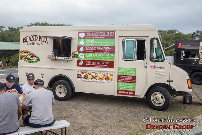 Food Truck, Sandy Beach Park