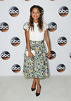 06 August  2017 - Beverly Hills, California - Antonia Thomas.   2017 ABC Summer TCA Tour  held at The Beverly Hilton Hotel in Beverly Hills. <br /> CAP/ADM/BT<br /> &copy;BT/ADM/Capital Pictures