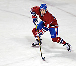 16 January 2007: Montreal Canadiens defenseman Janne Niinimaa of Finland in action against the Vancouver Canucks at the Bell Centre in Montreal, Canada. The Canucks defeated the Canadiens 4-0.Mandatory Credit: Ed Wolfstein Photo *** Editorial Sales through Icon Sports Media *** www.iconsportsmedia.com