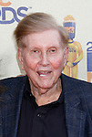 UNIVERSAL CITY, CA. - May 31: Viacom Chairman Sumner Redstone  arrives at the 2009 MTV Movie Awards held at the Gibson Amphitheatre on May 31, 2009 in Universal City, California.
