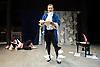 Prima La Musica<br /> Opera At Home Ensemble<br /> at The Arcola Theatre, London, Great Britain <br /> 25th August 2011 <br /> Rehearsal <br /> Grimeborn The Opera Festival<br /> directed by Jose Manuel Gandia<br /> <br /> <br /> Victor Sgarbi (as Maestro)