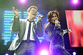 Jan 20, 2013: Donny & Marie Osmond - O2 Arena London UK