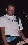 Peter Hook of New Order 1987