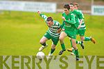 Wayne Sparling Killarney Celtic Arjent Kastrati, Kingdom Boys