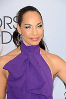 LOS ANGELES - JAN 27:  Amanda Brugel at the 25th Annual Screen Actors Guild Awards at the Shrine Auditorium on January 27, 2019 in Los Angeles, CA