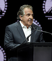 LAS VEGAS, NV - APRIL 25: Chairman & CEO, Paramount Pictures, Jim Gianopulos onstage during the Paramount Pictures presentation at CinemaCon 2018 at The Colosseum at Caesars Palace on April 25, 2018 in Las Vegas, Nevada. (Photo by Frank Micelotta/PictureGroup)