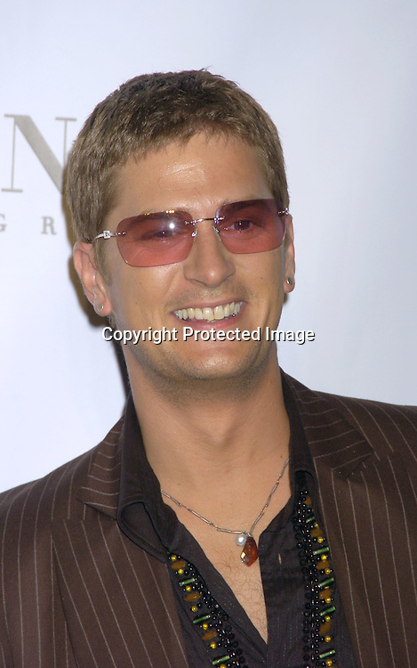 Rob Thomas ..at the Conde Nast Media Group Fashion Rocks second annual live concert on September 8, 2005 at Radio City Music Hall. ..Photo by Robin Platzer, Twin Images
