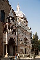 Italien, Lombardei, Capella Colleoni am Dom in Bergamo