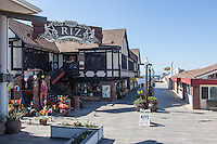 Maison Riz French Japanese Cuisine and Gift Shops on Redondo Beach Pier